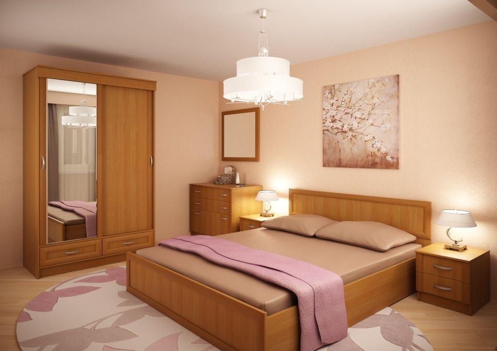 Приятный интерьер комнаты