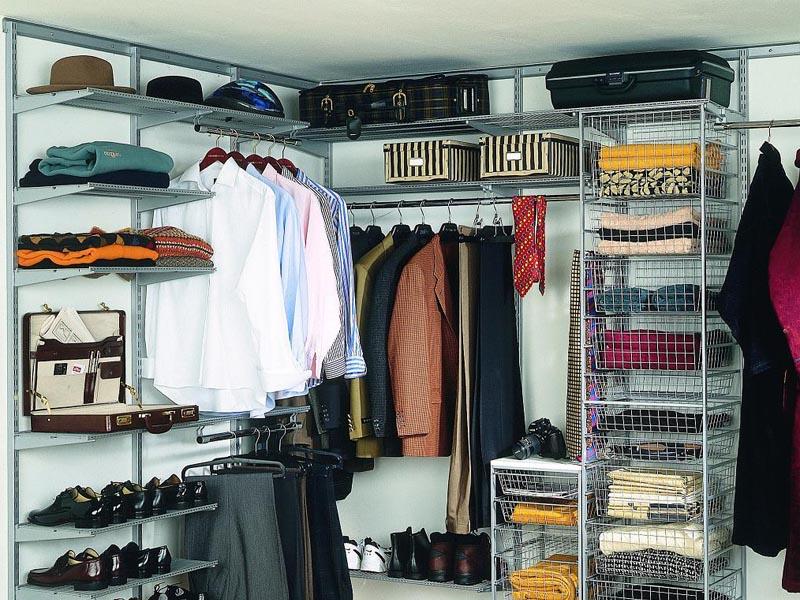 Как сделать гардеробную из кладовки гардеробную советы специ.
