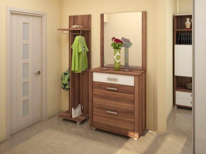 Просторная комната с практичностью мебелью