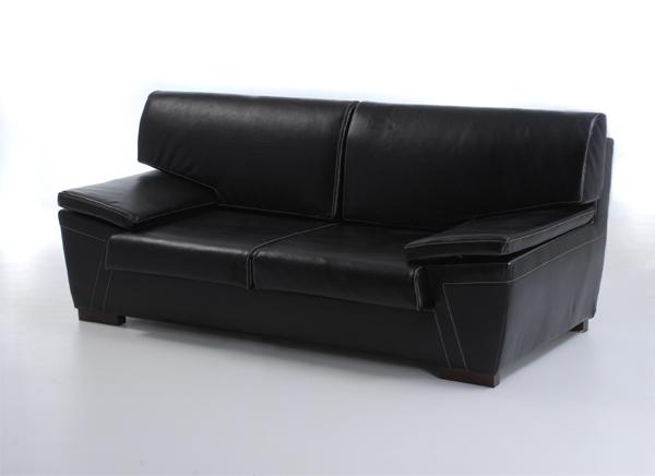 Прямая мягкая мебель в офис