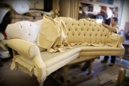 Разборка мягкой мебели