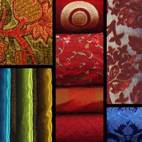 Разная ткань для обивки мебели