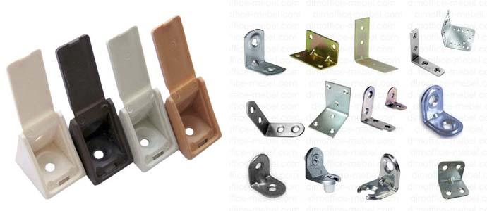 Разнообразие элементов мебели