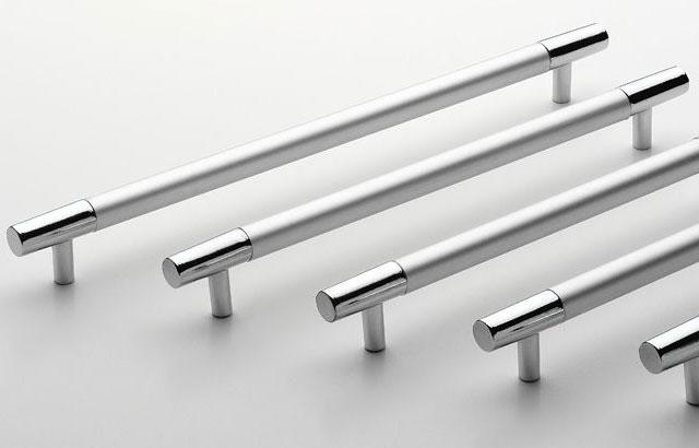 Разные мебельные ручки для кухни