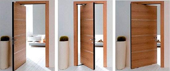 Рото-двери для гардероба