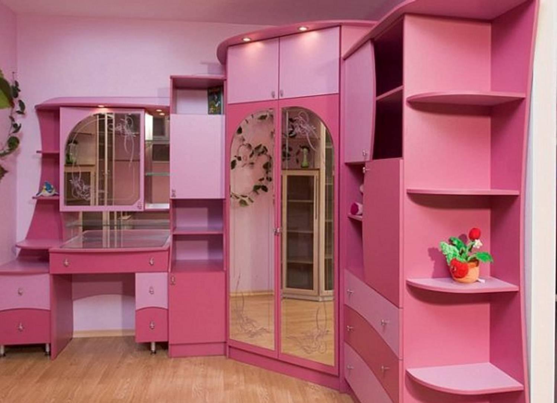 Розовый оттенок оформления