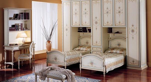 Шикарная итальянская мебель для школьника