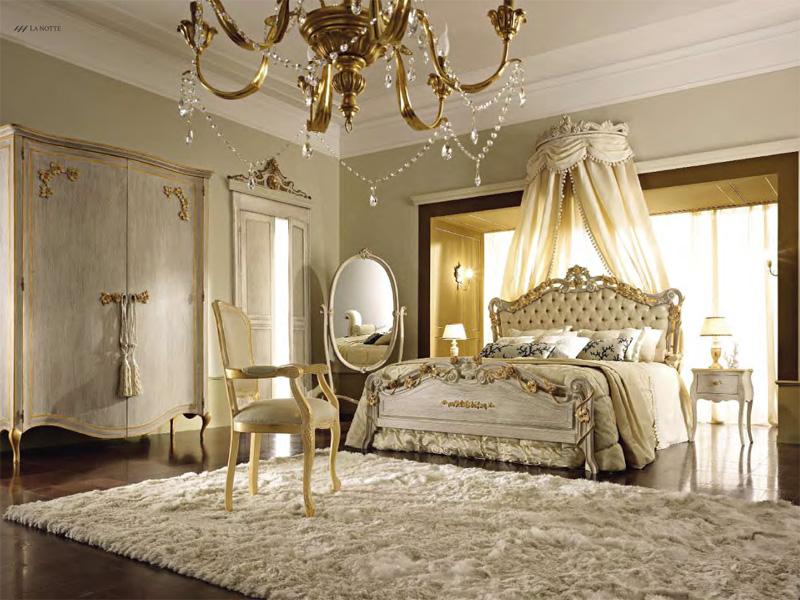 Шикарная мебель в спальню