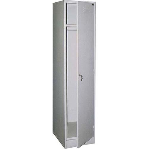 Шкаф из металла для гардероба