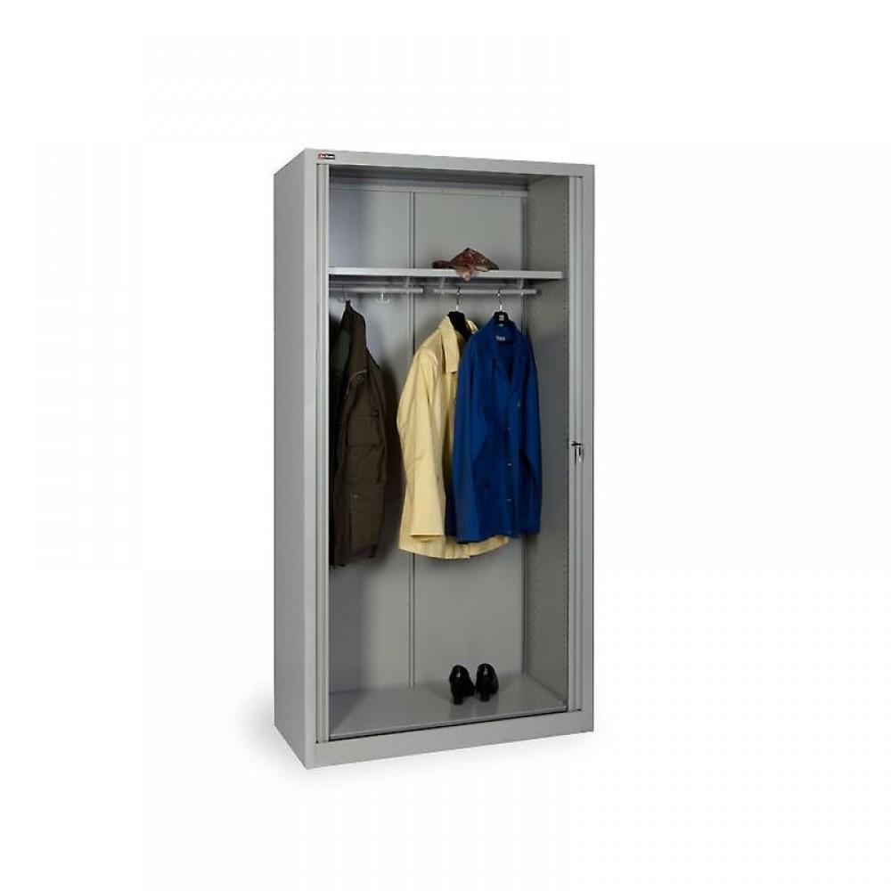 Шкаф металлический без двери