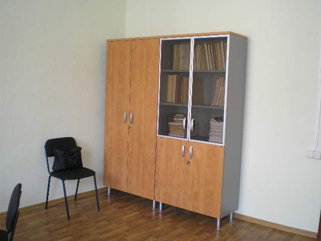 Шкаф в кабинет руководителя