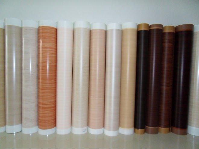 Самоклеющаяся пленка для оформления мебели в доме