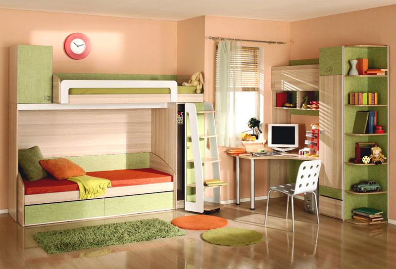 Современна мебель для детской комнаты