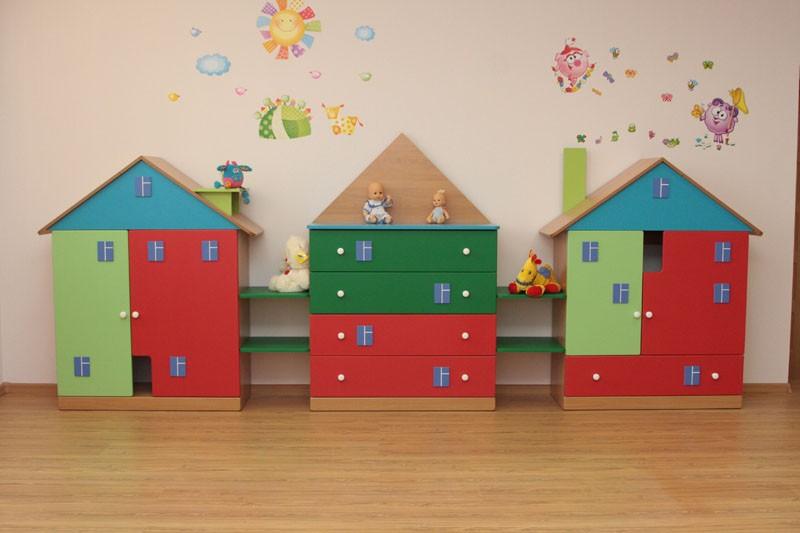 Современная мебель в детский сад
