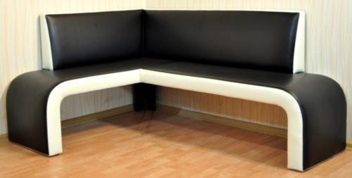 Современная мягкая мебель в кухню