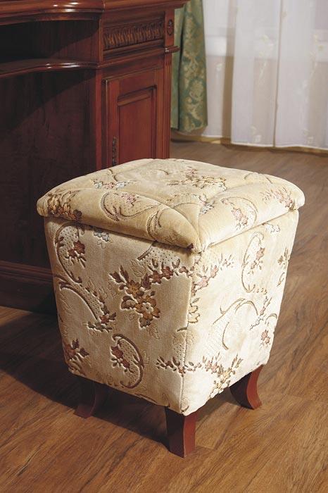 Современная мягкая мебель в спальной комнате