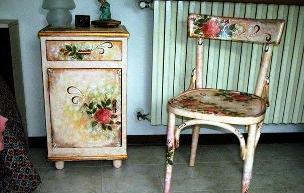 Мебель в едином стиле