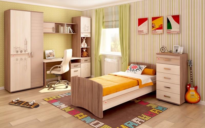 Создаем дизайн для комнаты малышей правильно