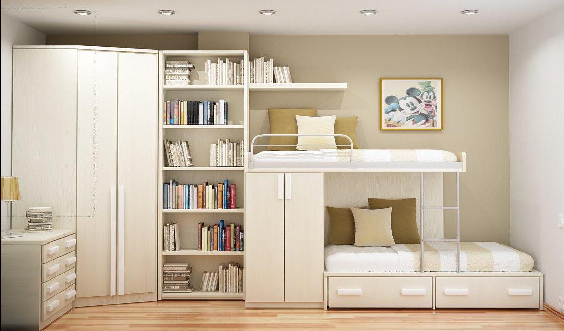 Создаем интерьер просторной комнаты