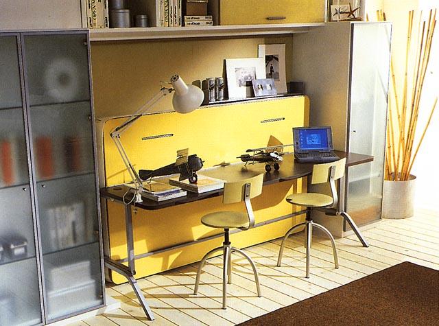 Создаем практичность в комнате