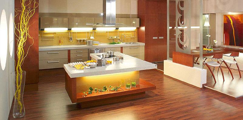 Создаем удобство и красоту на кухне