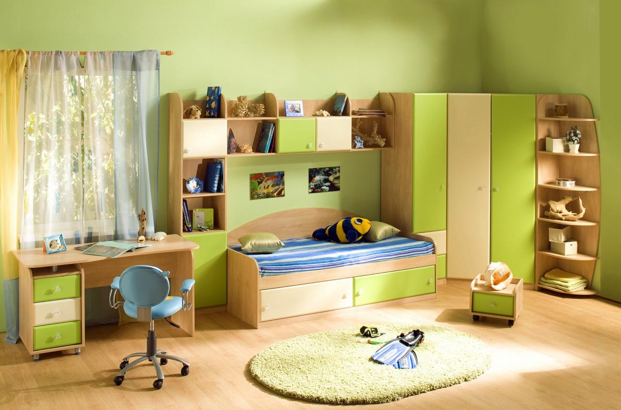 Способы обустройства комнаты