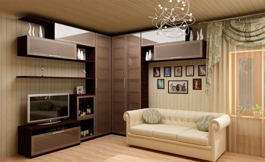 Способы создания декора мебели