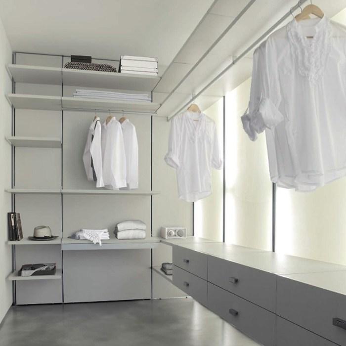 Стеновые панели для освещения гардеробной