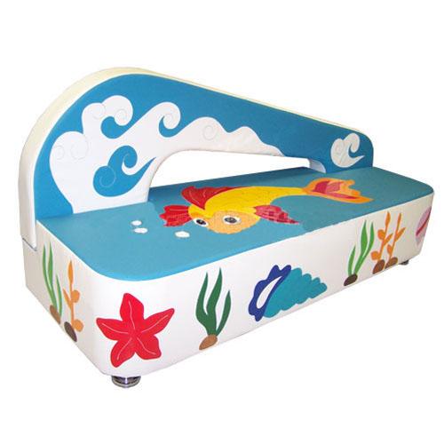 Стильная каркасная мягкая детская мебель