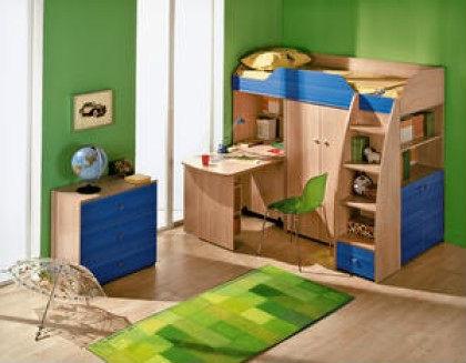Стильная комната для ребенка