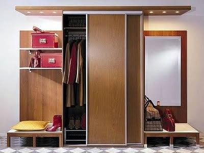 Стильная мебель для обустройства коридора