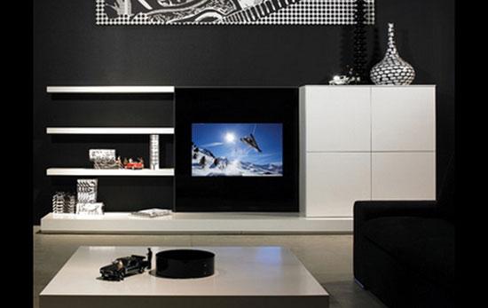 Стильная мебель под телевизор