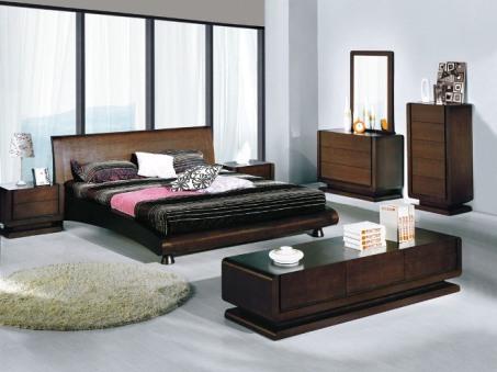 Стильная модульная мебель для спальни