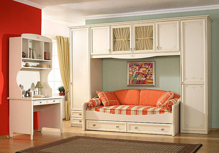Стильная подростковая мебель