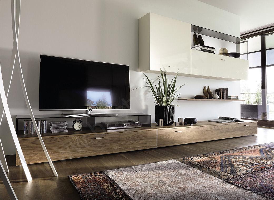 Стильная современная мебель под телевизор