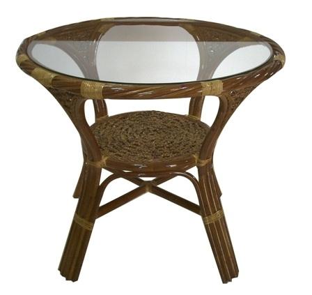 Стильная современная мебель, созданная из ротанга