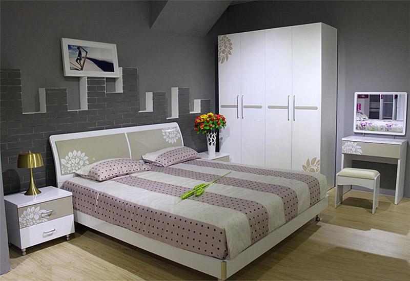Стильные комплекты мебели для спальни
