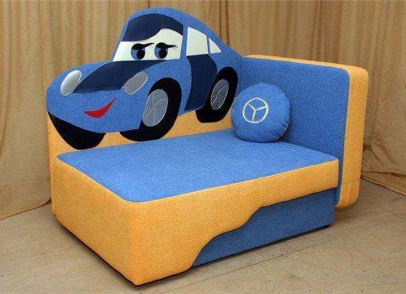 Тематическая мягкая мебель