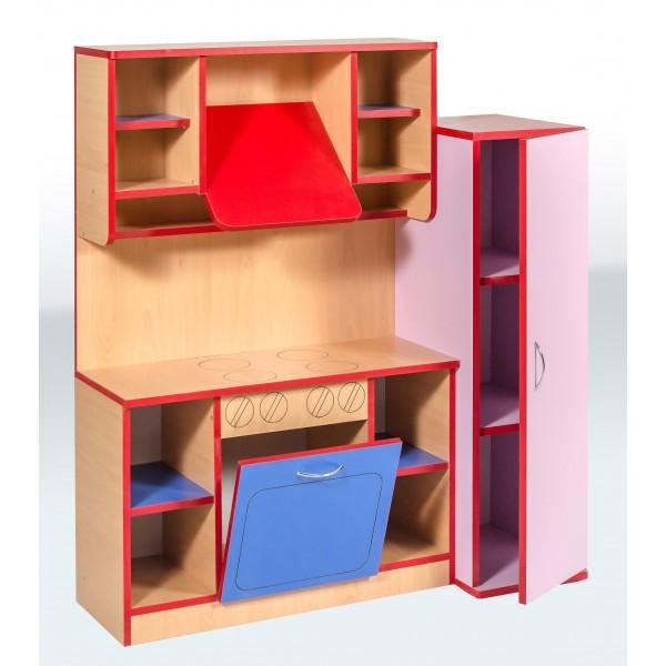 Удобная детская игровая мебель