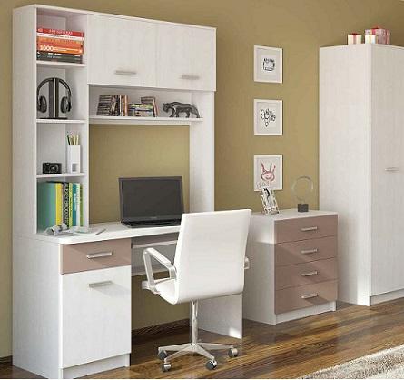 Удобная детская модульная мебель