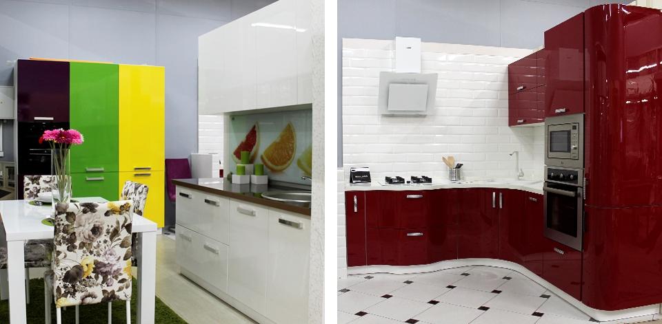 Удобная единичная корпусная мебель для кухни