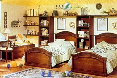 Удобная итальянская мебель для школьника