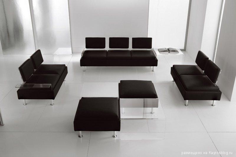 Удобная комната для работы