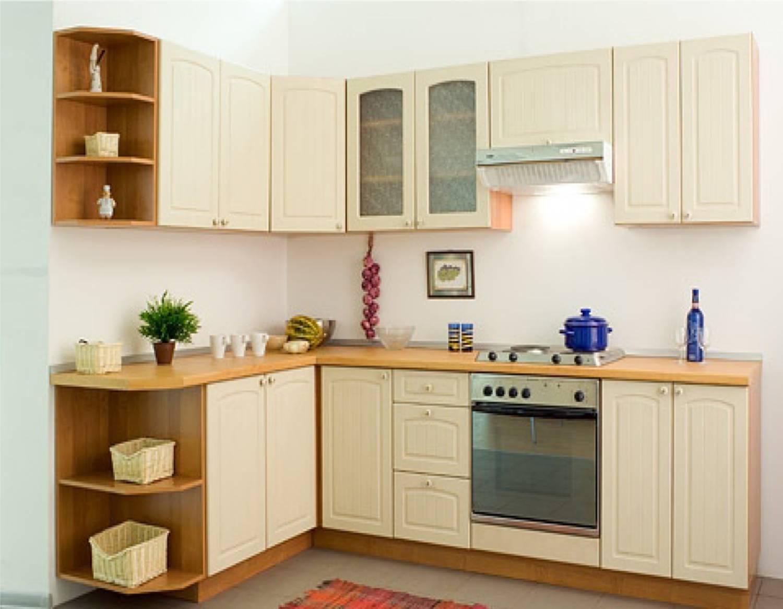 Удобная корпусная мебель для кухни
