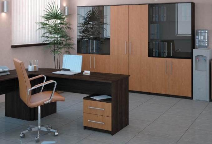 Удобная мебель для обустройства офиса