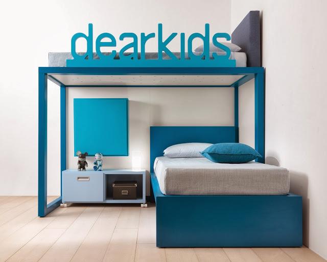 Удобная мебель из Италии для ребенка от 3 лет до 6 лет