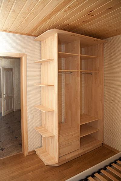 Изготовление мебельных конструкций