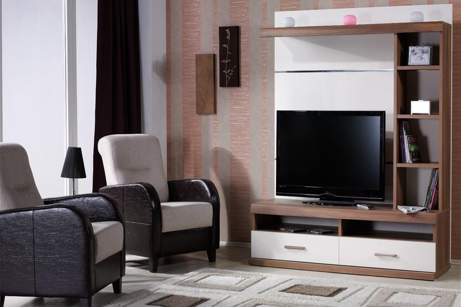 Удобная мебель под телевизор