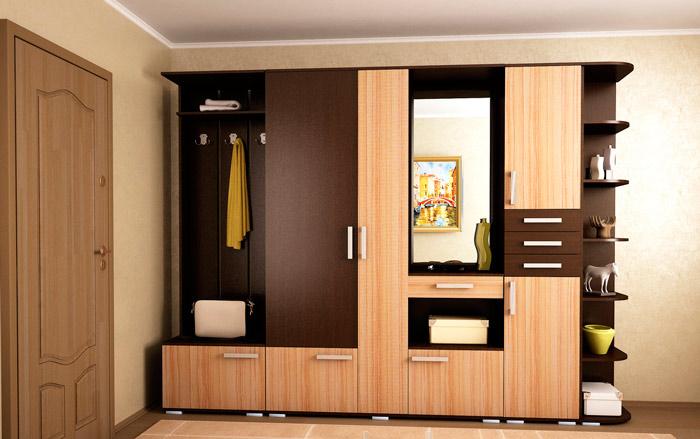 Удобная мебель в коридор