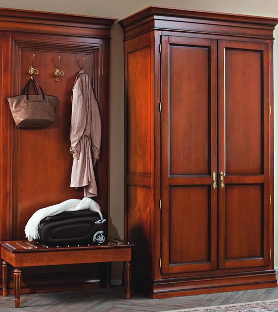 Укаршение небольшой комнаты с оригинальным стилем